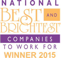National Best and Brightest Companies to Work For - Winner 2015